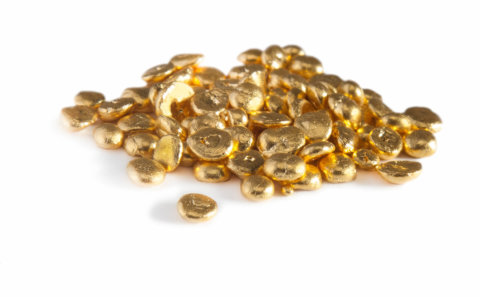 Fairmined Gold Grain (c)Merzatta