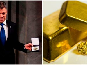The Nobel Peace Prize Medal Shines Bright With Colombian Fairmined Gold