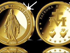 Nueva Medalla Fairmined: La Virgen Maria
