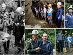 Joyeros de todo el mundo visitaron a mineros Fairmined en Colombia